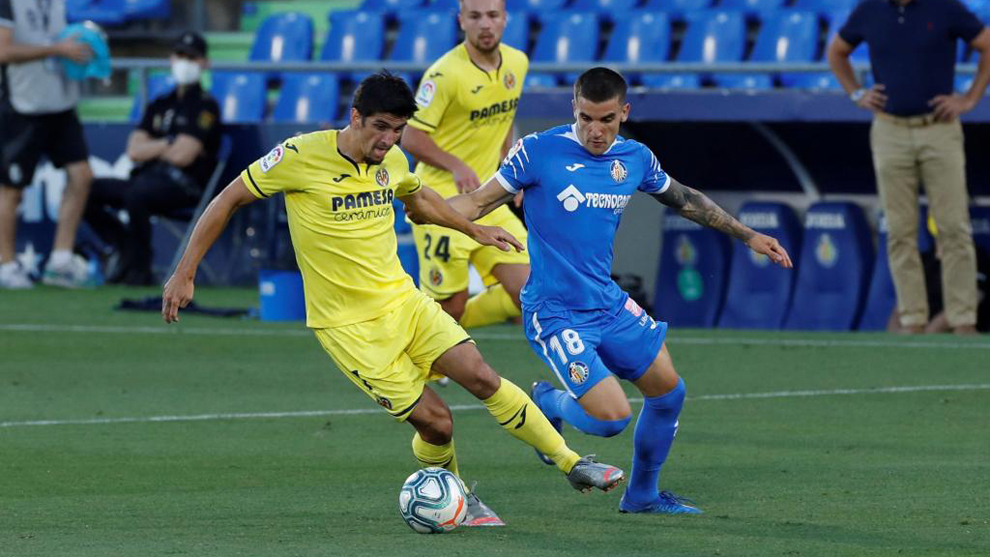 Gerard Moreno se pierde la jornada 36 por sanción