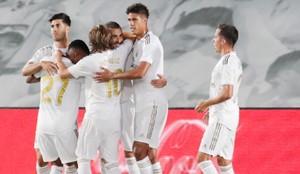 En directo: Asensio ya lleva los mismos goles que Bale
