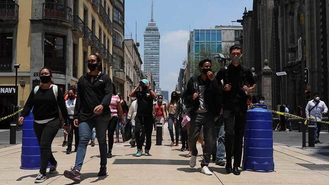 La Ciudad de México se mantendrá bajo ls medidas de la fase naranja.
