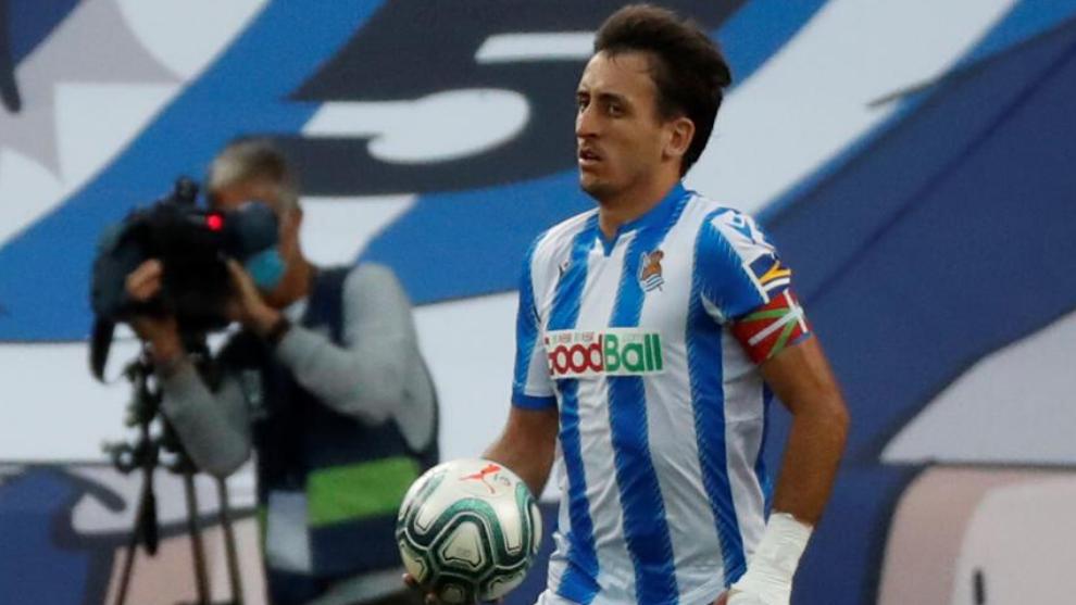 Oyarzabal, gol 50 de txuriurdin y con la élite europea