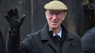 Jack Charlton, leyenda del fútbol inglés