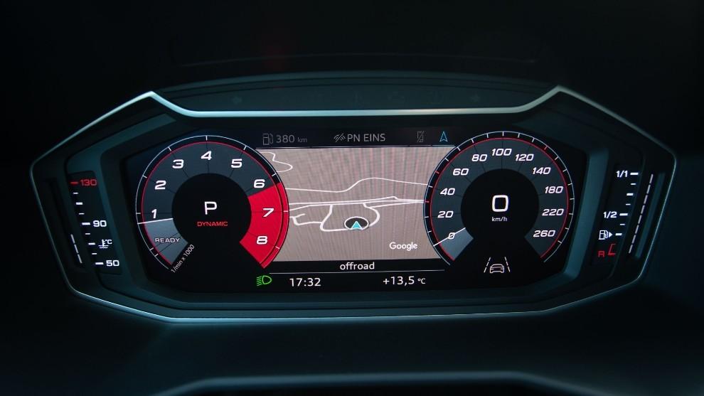 prueba Audi A1 25 TFSI