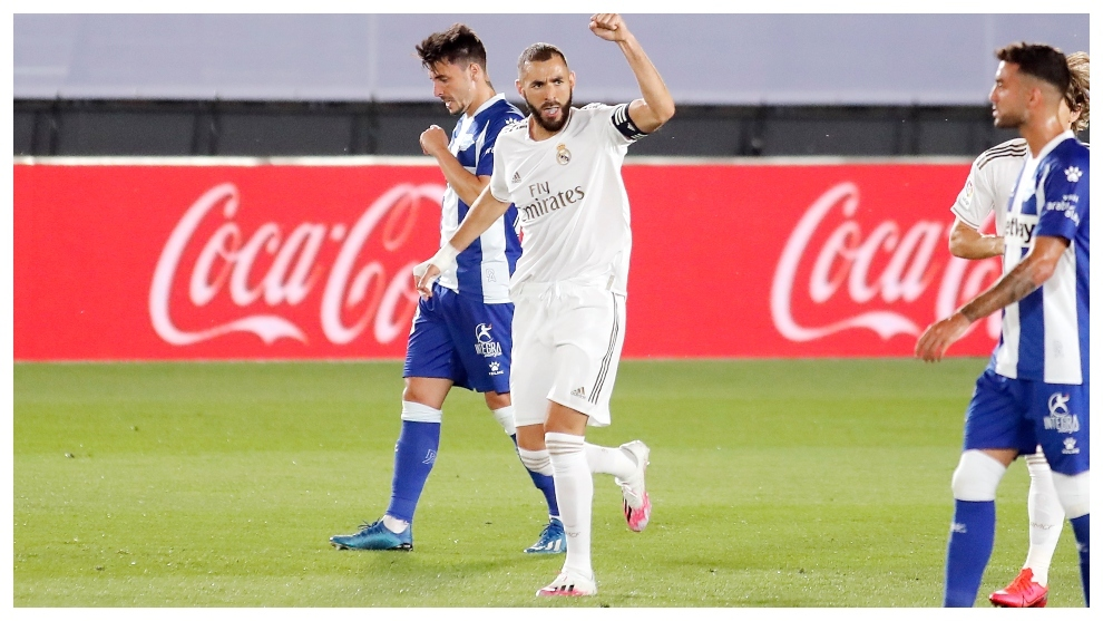 Zidane's Real Madrid reach 500-goal mark