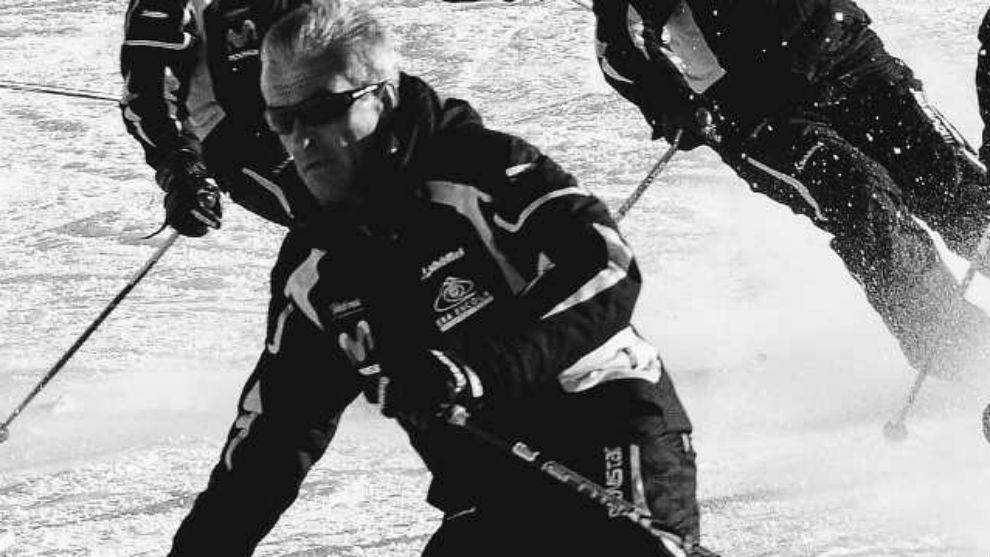 Muere Eduardo Puente, demostrador de la Escuela Española de Esquí