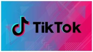 Imagen corporativo de TikTok.