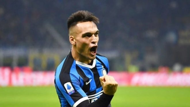 Barcelona reach verbal agreement with Lautaro