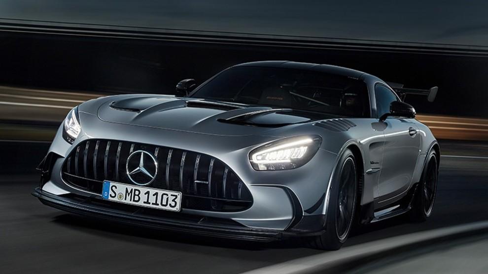 El Mercedes-AMG GT Black Series se muestra por primera vez en vídeo