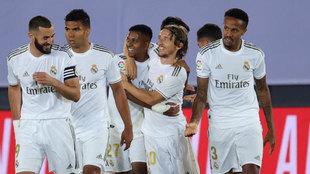 Las cuentas del título: el Real Madrid ya no puede ser campeón el lunes en Granada