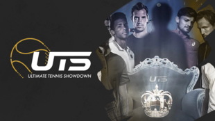 Ultimate Tennis Showdown, semifinales, en vivo