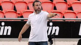 """Sergio no se muerde la lengua: """"Setién siempre nos intenta minimizar, ya lo hizo en el Betis"""""""