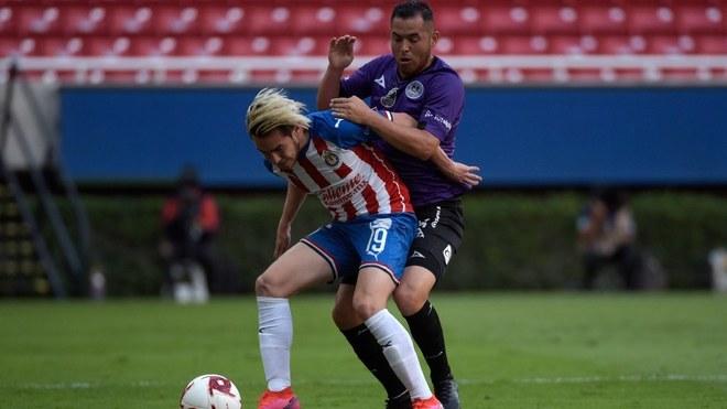 Chivas vs Mazatlán FC en vivo y en directo online; minuto a minuto de...