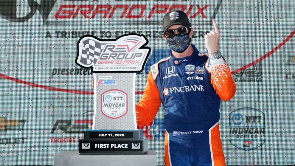 Scott Dixon Road América Indycar 2020