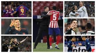 El Atlético, entre los clubes más grandes del continente.