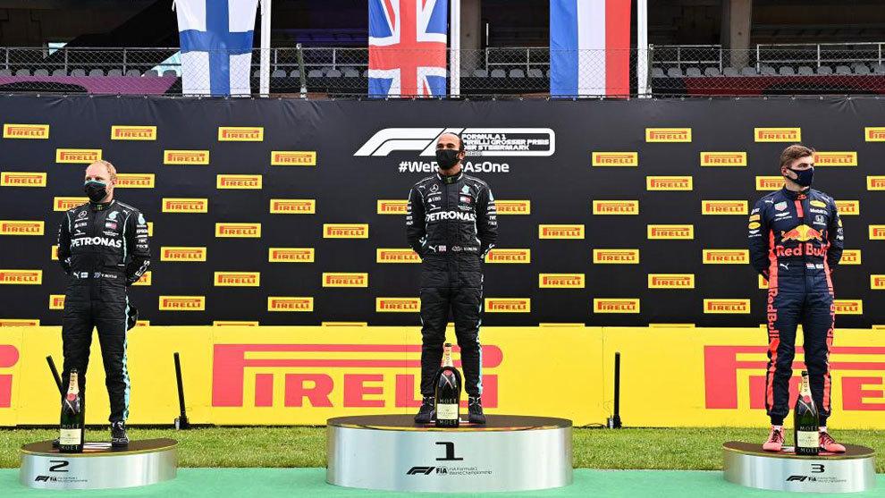 F1 - GP Estiria 2020: Lewis Hamilton gana el Gran Premio de ...