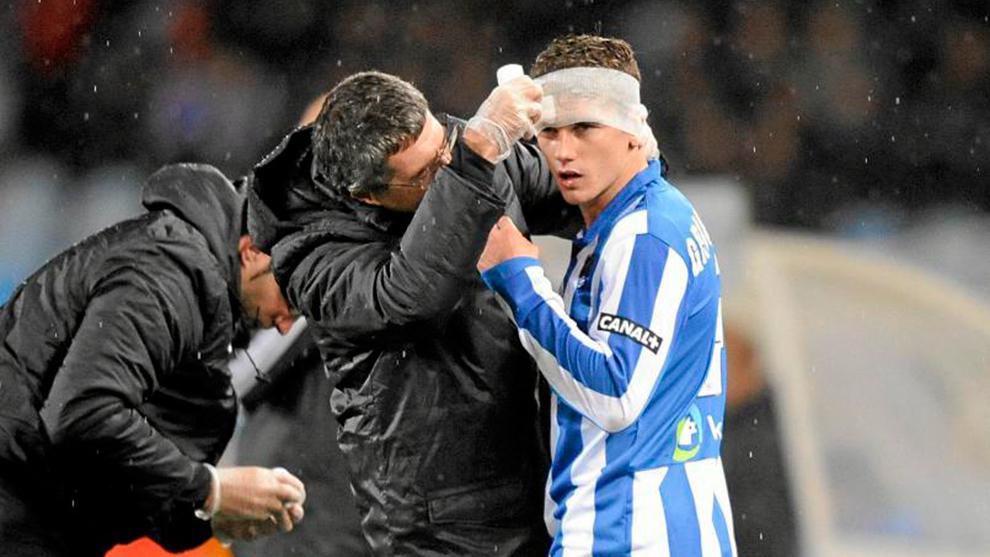 Griezmann n'a pas raté plus d'un match en raison d'une blessure en huit ans