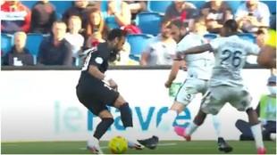 Cuatro meses sin jugar y en su primer partido Neymar hace esto: ¡maravilla!