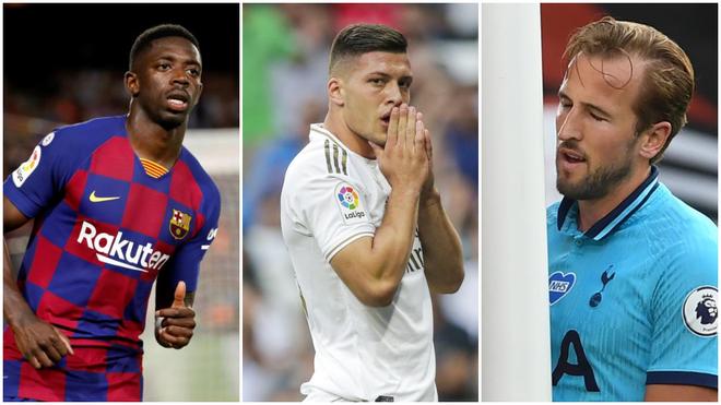 El mercado de fichajes en directo: Dembélé da calabazas al United, el Leicester se lo piensa con Jovic y Kane exige Europa