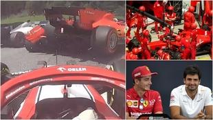El desastre de Ferrari