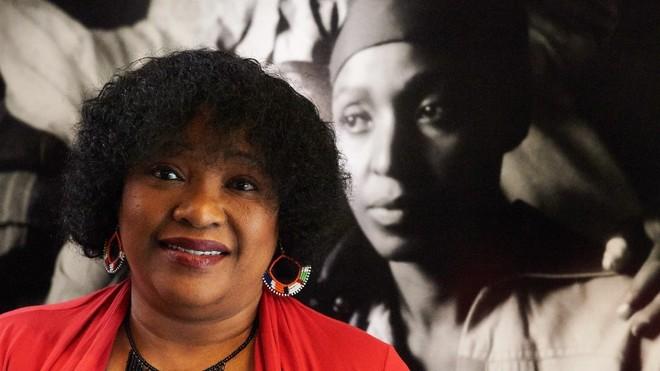 Fallece Zindzi Mandela, hija menor de Nelson Mandela