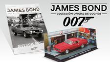 Colección Coches Bond: Sábado 18 MUSTANG MACH 1 + fascículo por sólo 9,95¤
