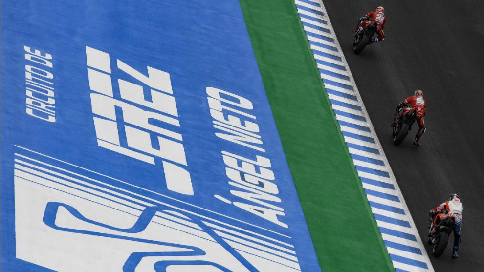 Horarios y dónde ver en TV el Gran Premio de España 2020 de MotoGP, Moto2 y Moto3