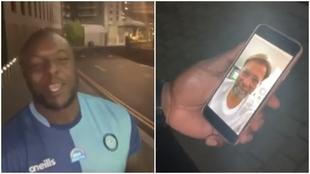 """Sale a la luz el mensaje de Klopp a Akinfenwa, el futbolista más fuerte del mundo: """"Seguro que..."""""""