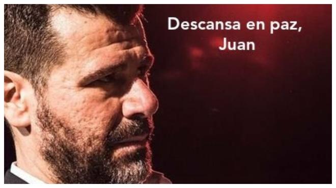 Juan Meneses falleció a los 45 años.