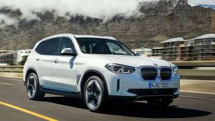 BMW iX3, el primer SUV eléctrico de BMW.