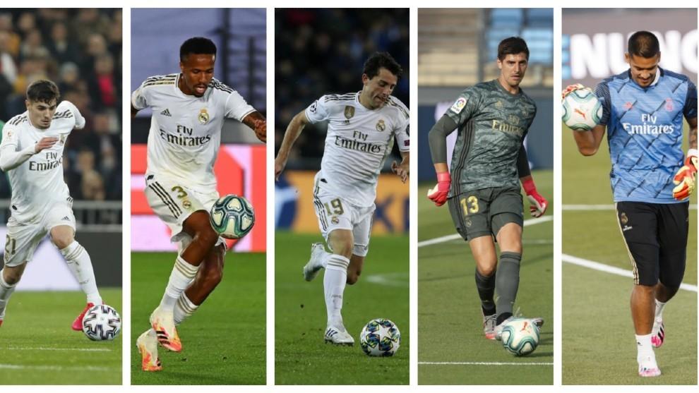 21 goleadores para una Liga: sólo Brahim, Militao, Odriozola y  los dos porteros no marcaron