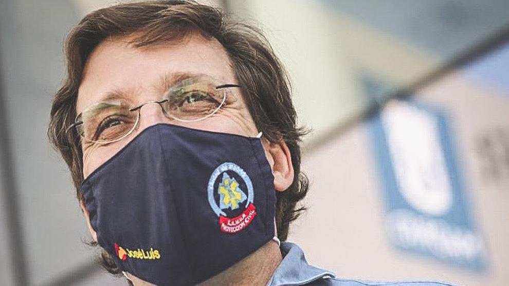 José Luis Martínez-Almeida, abogado del Estado y alcalde de Madrid