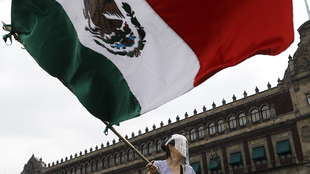 El coronavirus no frena al pueblo mexicano