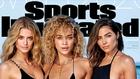 Portada del 2020 Sports Illustrated Swimsuit Issue: Kate Bock, Jasmine...