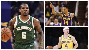 Revolución en los Lakers: quieren a Bledsoe a cambio de Green y Caruso