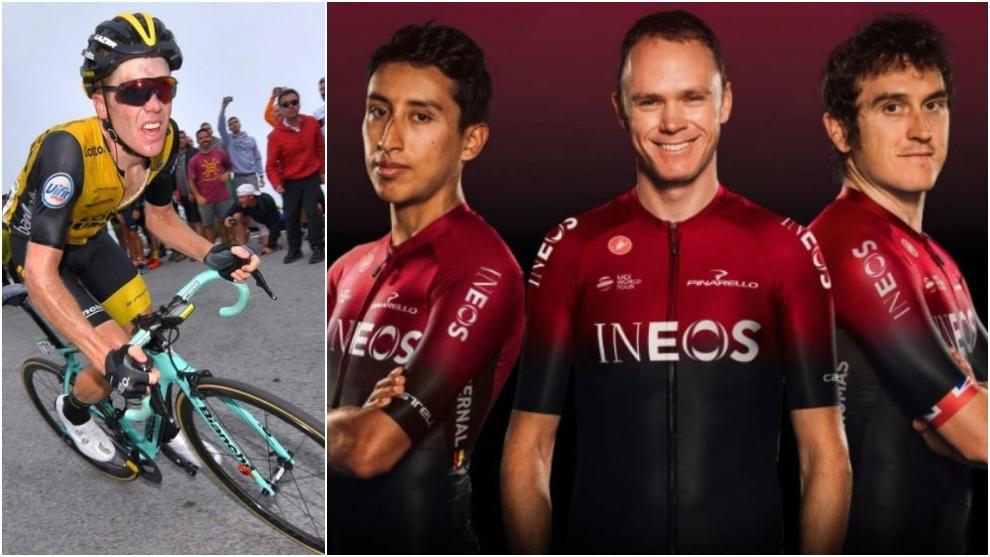 """Steven Kruijswijk: """"Froome podría ser una bomba en el Ineos durante el Tour de Francia"""""""