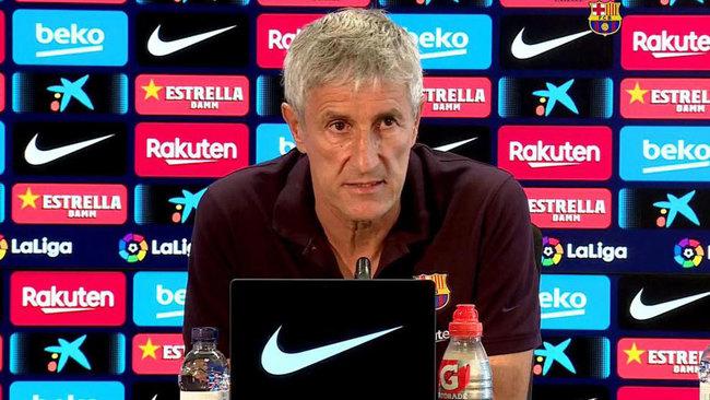 """""""¿Culpable por perder la Liga? Le daría más mérito al Madrid por haberlo ganado todo"""""""