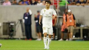 Las altas pretensiones que pidió Kubo para regresar al Barcelona