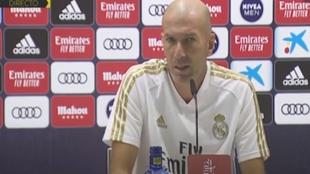 Y Zidane dijo basta: enfado monumental tras ser preguntado por Bale