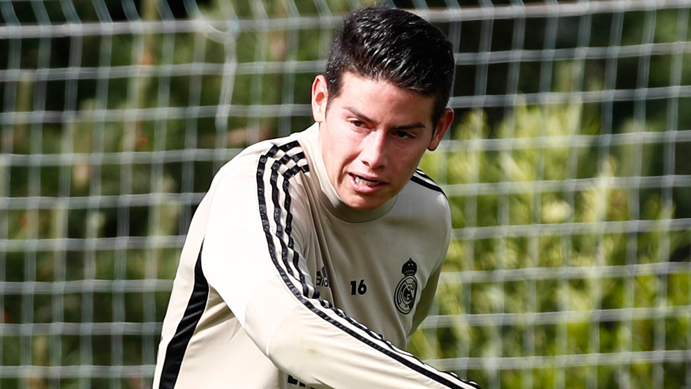Jorge Luis Pinto on James: He has to find a team where he feels comfortable