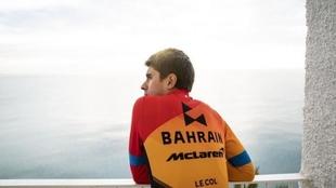 Mikel Landa en una imagen de archivo