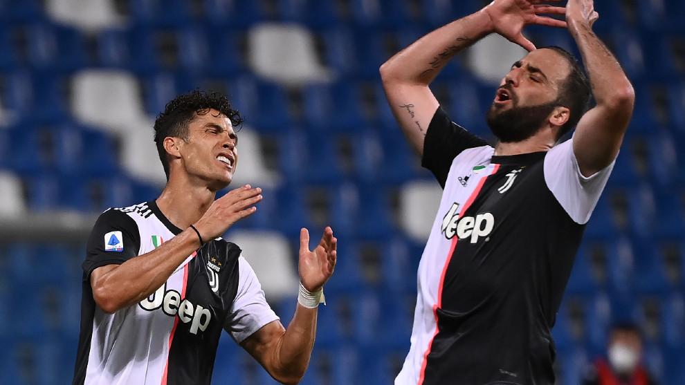 La Juve sigue a lo loco: otro partido sin ganar... y pudo ser peor