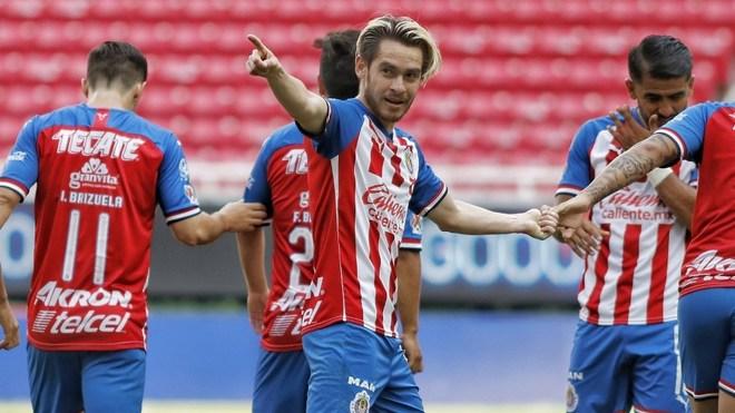 El Guadalajara jugará ante el América el Clásico Nacional en Ciudad...