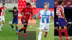 Los 'niños' toman la Liga: Simeone, de más a menos, los dardos de Aguirre...