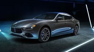 Maserati Ghibli Hýbrid novedad