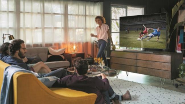 Así es la televisión 4K más vendida en Amazon para ver como nunca la Champions, la vuelta de la NBA, el tenis...