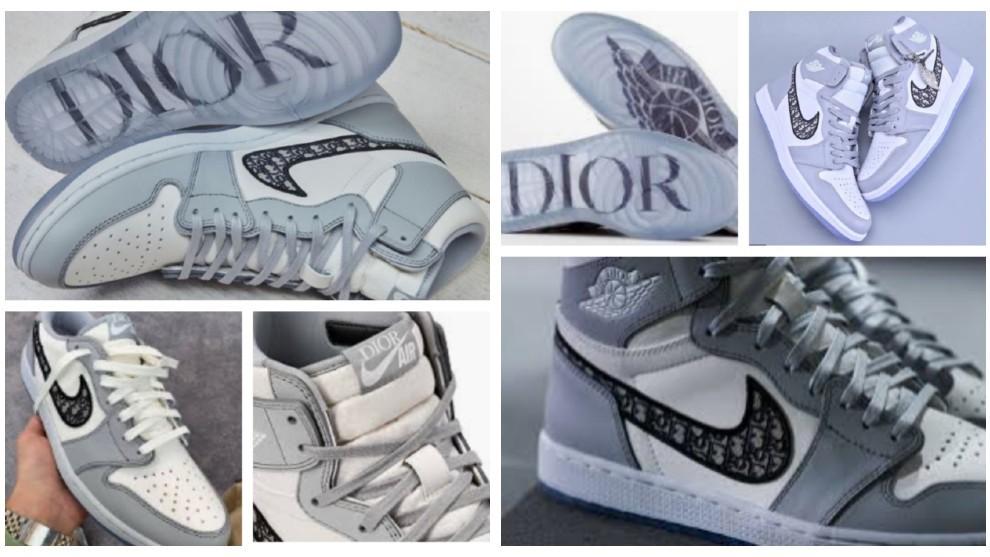 software trono agudo  NBA: El último lujo de Michael Jordan: las zapatillas 'Air Dior' de 1.900  euros | Marca.com
