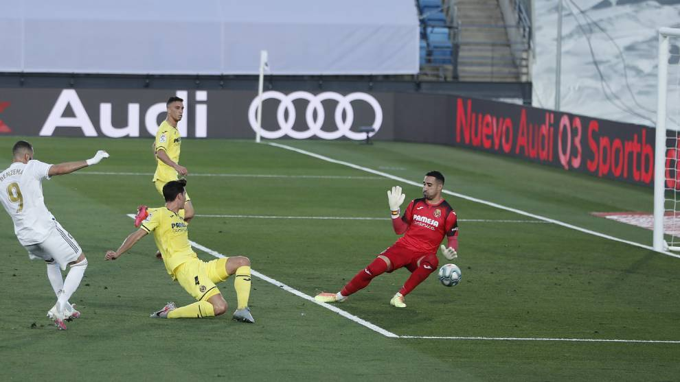 ReaL Madrid Villarreal Real Madrid The New Kings Of LaLiga LaLiga Santander