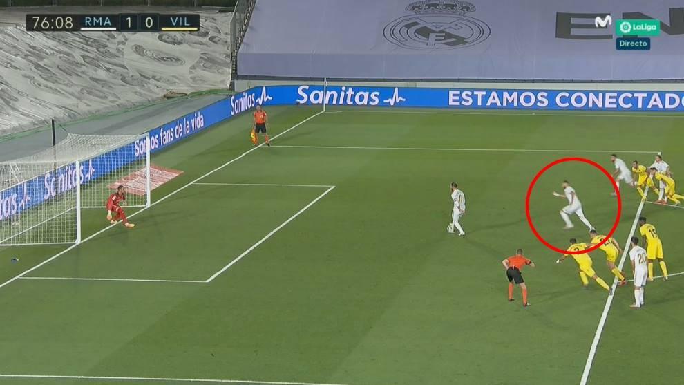 El estrambótico penalti de Sergio Ramos y Benzema que dará la vuelta al mundo