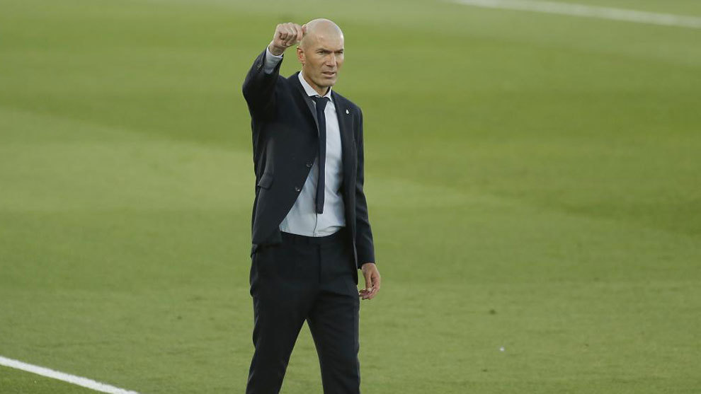 Zidane's Real Madrid legend grows: A trophy every 19 games