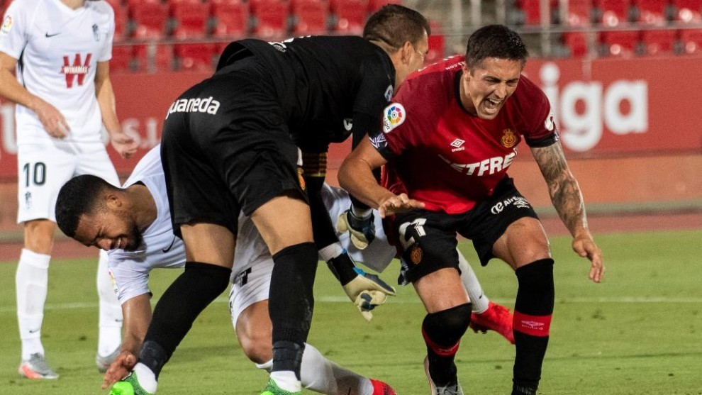 El Mallorca vuelve a Segunda