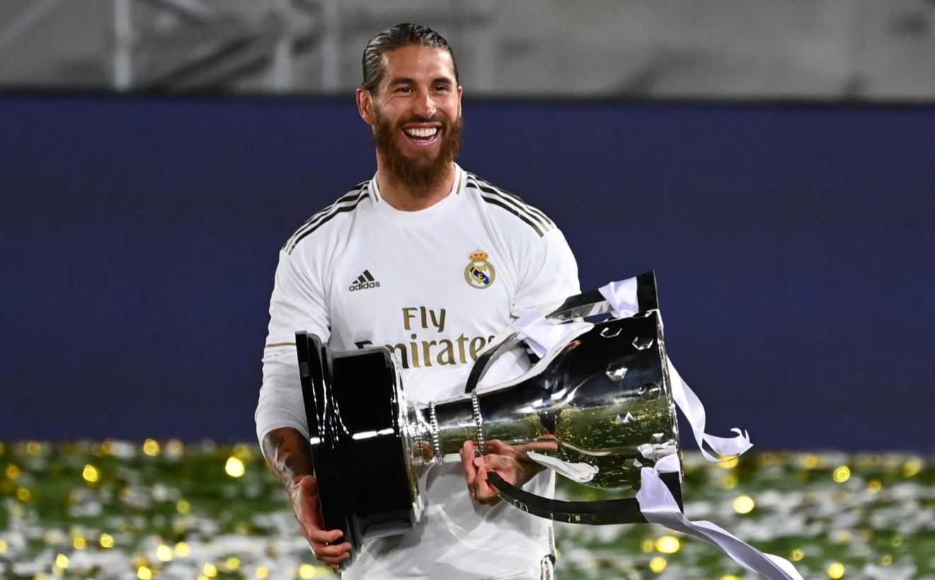 Ramos: I want to retire at Real Madrid